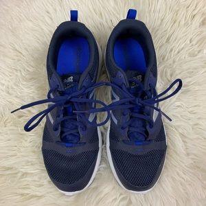 New Balance 577 Mens Blue Tennis Shoes - Size 11.5